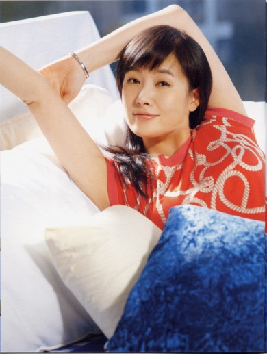 El retorno de Kim Sun Ah