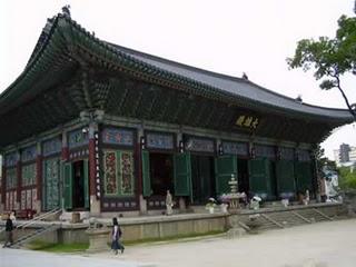 La religión en Corea del Sur