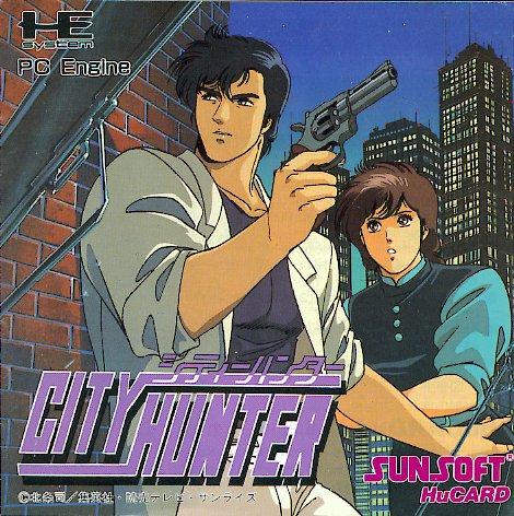 series anime/base de datos City-hunter