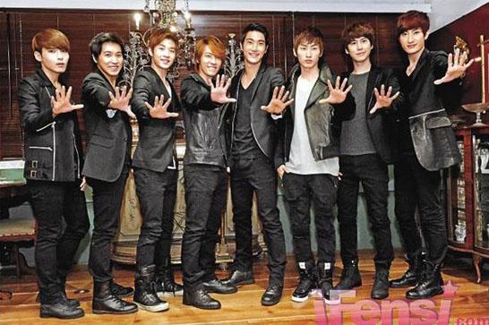 Super Junior M Acampa En Taiwan Durante Dos Meses