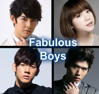 fabulous boys you´re beautiful