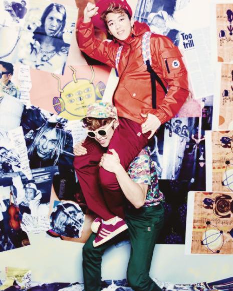 Youngjae y Daehyun