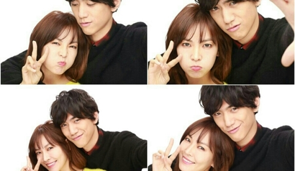 Kim So Yeon y Sung Joon