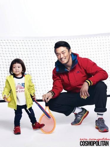 Choo Sung Hoon y Sarang