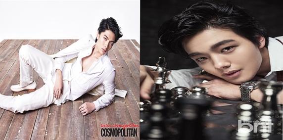 Lee Min Ki y Yeo Jin Goo