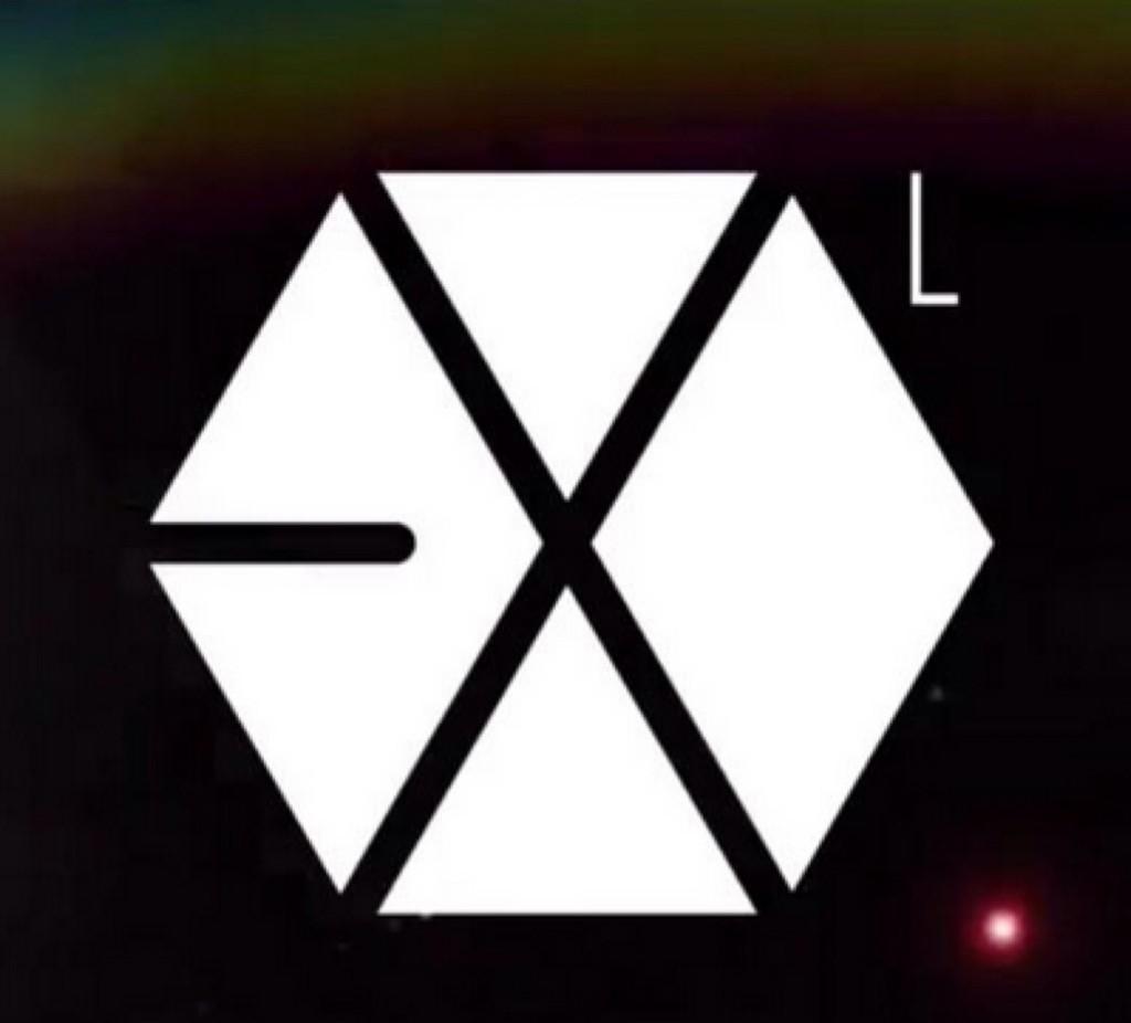 I Love Exo Logo