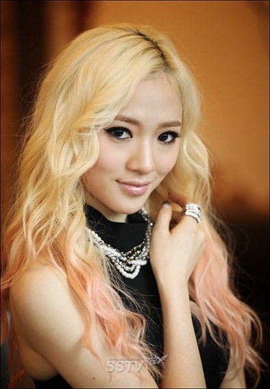 Ladies Code Sojung