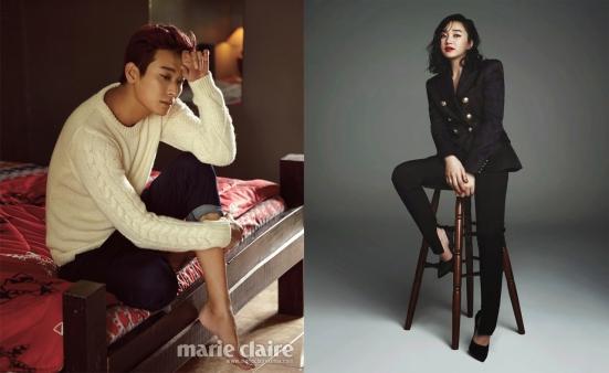 Joo Ji Hoon y Soo Ae