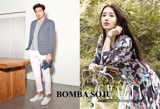 Lee Min Ho y Suzy