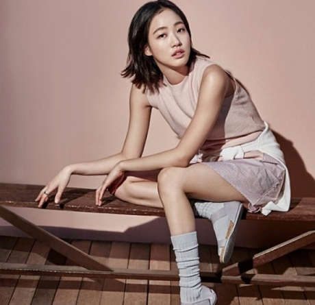 Kim Go Eun (Chees in the trap)